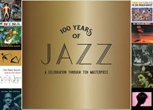 100 Years Of Jazz A Celebration Through Ten Masterpieces 10cd