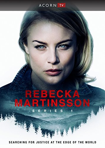 Rebecka Martinsson Series 1 DVD