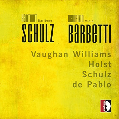 Holst Pablo Schulz Willi My Soul Has Nought But Fire &
