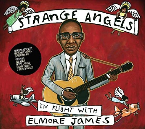 Various Artist Strange Angels In Flight With