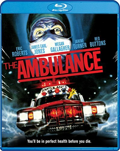 The Ambulance Roberts Jones Blu Ray R