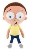 Figurine Funko Rick And Morty Galactic Plushies Morty Confu