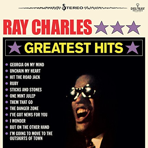 Ray Charles Greatest Hits Lp