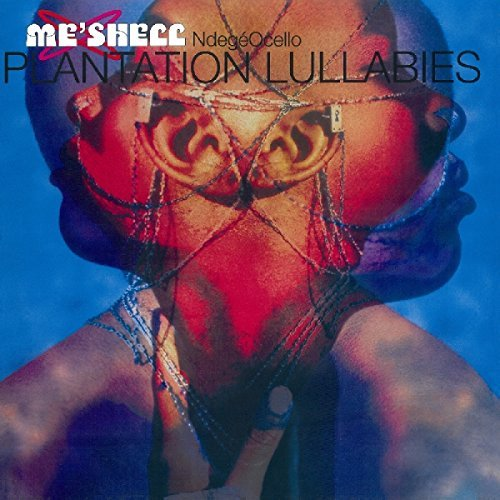 Me'shell Ndegeocello Plantation Lullabies 2lp Black Vinyl