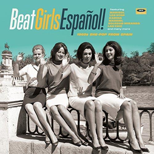 Album Art for Beat Girls Espanol: 1960s She-Pop from Spain  (white vinyl) by Beat Girls Espanol: 1960s She-Pop from Spain