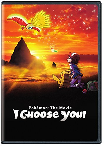 Pokemon The Movie I Choose You Pokemon The Movie I Choose You DVD Nr