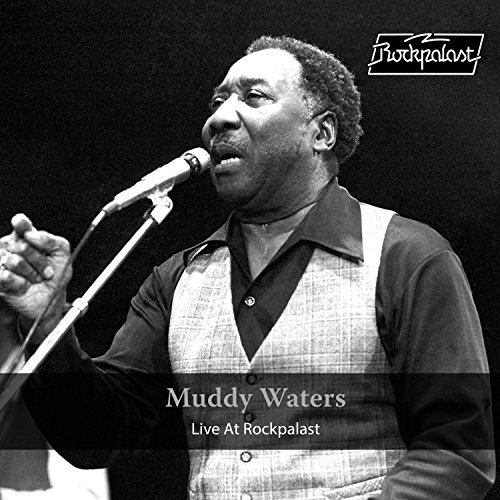 Muddy Waters Live At Rockpalast 2 Lp Gatefold
