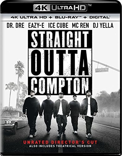 Straight Outta Compton Jackson Hawkins Mitchell Brown Hodge 4khd R