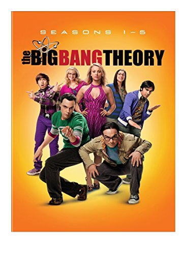 Big Bang Theory Season 1 5