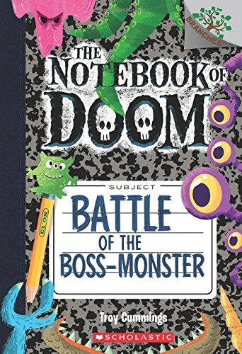 Troy Cummings Battle Of The Boss Monster