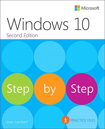 Joan Lambert Windows 10 Step By Step 0002 Edition;