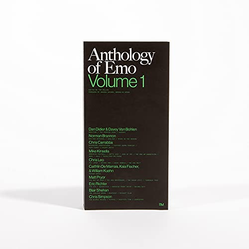 Tom Mullen (washed Up) Anthology Of Emo Vol. 1