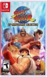 Nintendo Switch Street Fighter 30th Anniversary