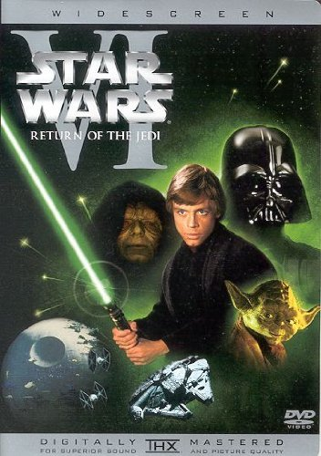 Star Wars Episode 6 Return Of The Jedi Hamill Ford Fisher