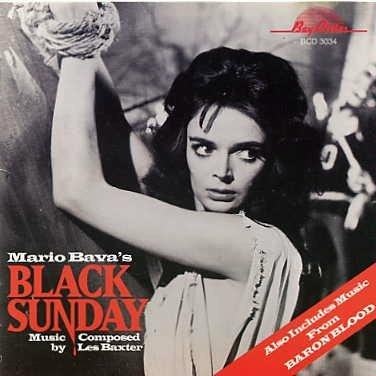 Black Sunday Soundtrack