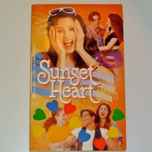 Cherie Bennett Sunset Heart Sunset Island