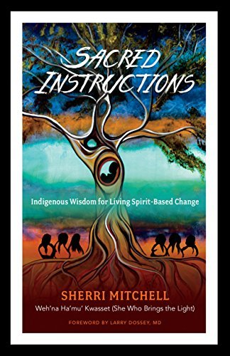 Sherri Mitchell Sacred Instructions Indigenous Wisdom For Living Spirit Based Change