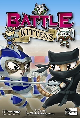 Card Game Battle Kittens