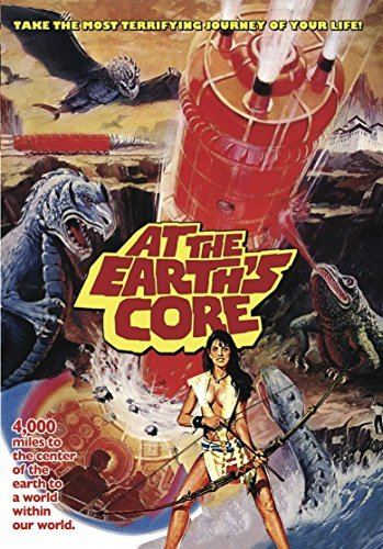 At The Earth's Core Mcclure Cushing DVD Pg