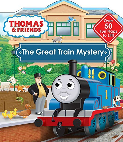 Maggie Fischer Thomas & Friends The Great Train Mystery