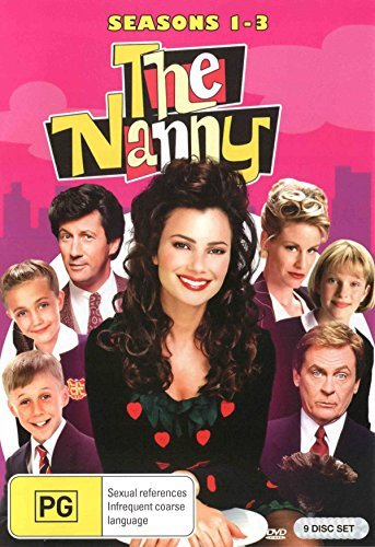 The Nanny Seasons 1 3 DVD Nr