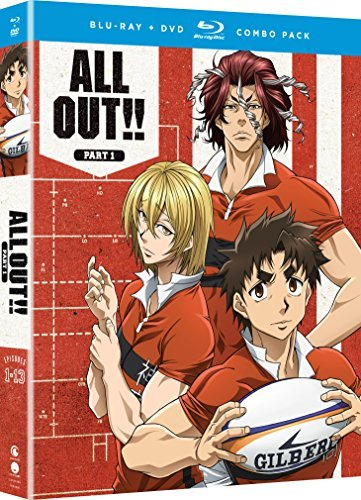 All Out Part 1 Blu Ray Nr