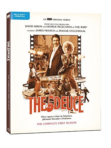 Deuce The Complete First Seas Season 1 Blu Ray Dc Nr