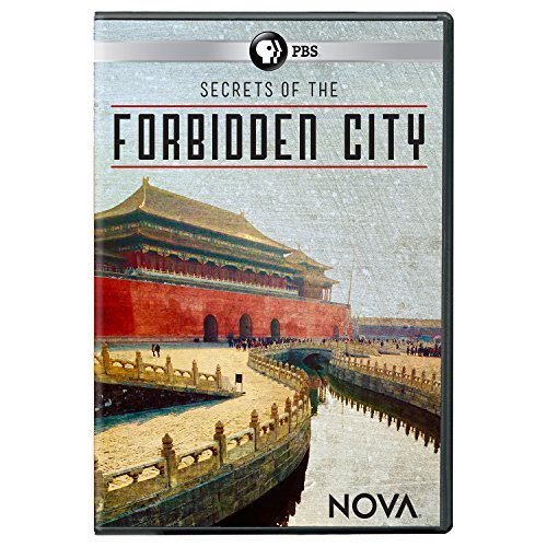 Nova Secrets Of The Forbidden Pbs DVD G
