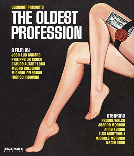 Oldest Profession Oldest Profession Blu Ray Nr