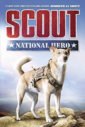 Jennifer Li Shotz Scout National Hero
