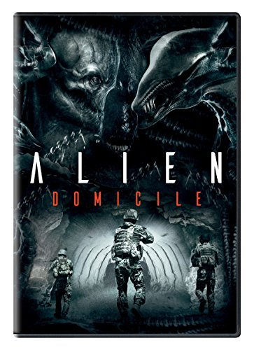 Alien Domicile Brown Osipov DVD Nr