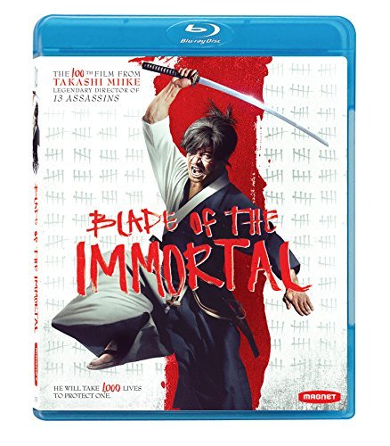 Blade Of The Immortal Blade Of The Immortal Blu Ray R