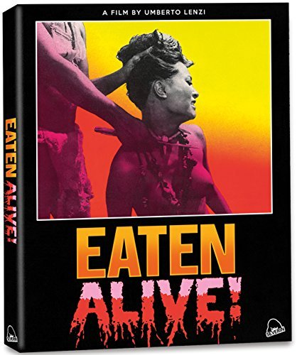 Eaten Alive Kerman Agren Blu Ray Dc Nr Limited Edition