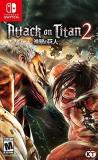 Nintendo Switch Attack On Titan 2