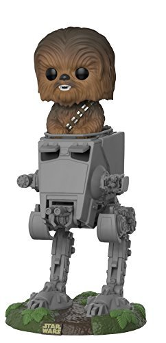 Funko Pop Deluxe Star Wars Chewbacca With At St