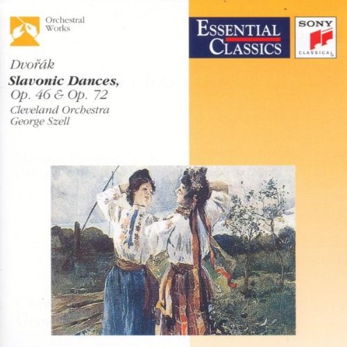 A. Dvorak Slavonic Dances