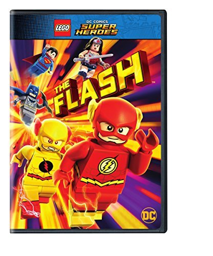 Lego Dc Super Heroes The Flash DVD Nr