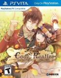 Playstation Vita Code Realize Future Blessings