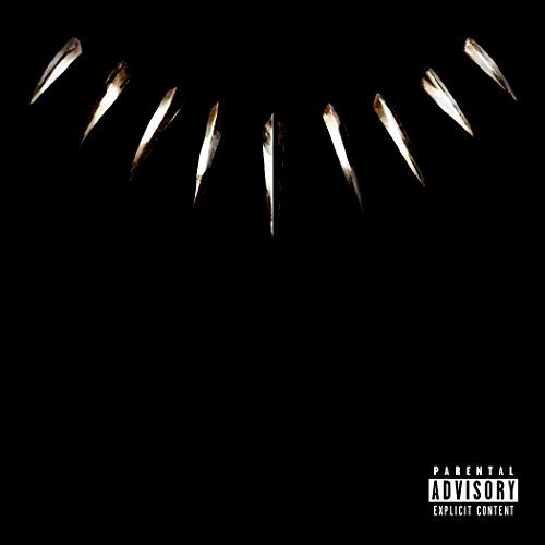 Black Panther The Album Soundtrack