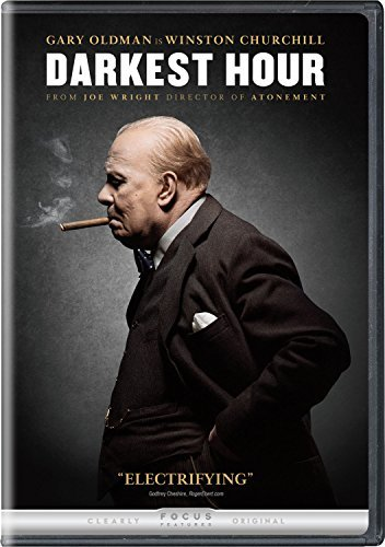 Darkest Hour Oldman Thomas James Mendelsohn DVD Pg13