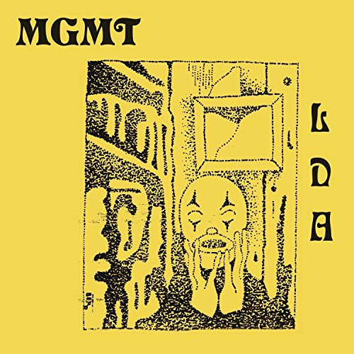 Mgmt Little Dark Age 2 Lp 180 Gram Black Vinyl Gatefold Jacket