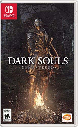 Nintendo Switch Dark Souls Remastered