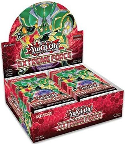 Yu Gi Oh Cards Extreme Force Special Edition