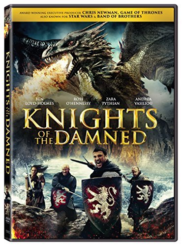 Knights Of The Damned O'hennessy Lord Holmes DVD Nr