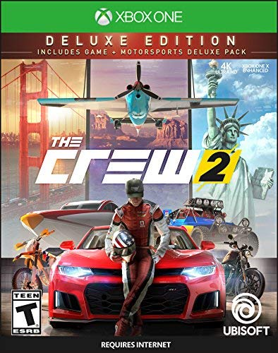 Xbox One The Crew 2 Deluxe Edition