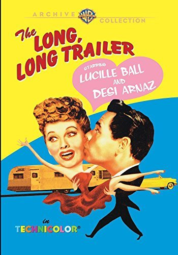 Long Long Trailer Ball Arnaz Main DVD Mod This Item Is Made On Demand Could Take 2 3 Weeks For Delivery
