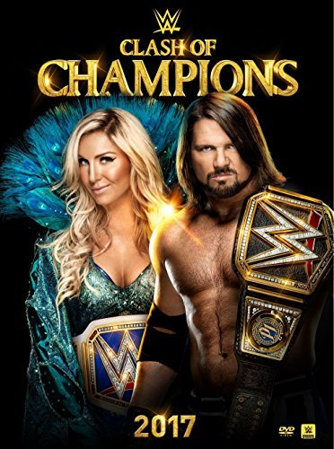 Wwe Clash Of Champions 2017 DVD