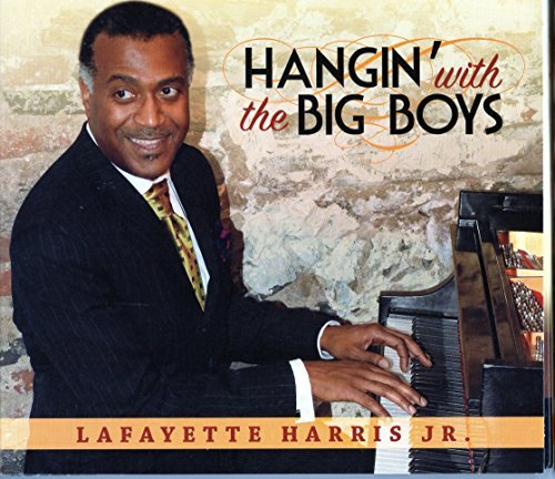 Lafayette Harris Jr. Hangin With The Big Boys