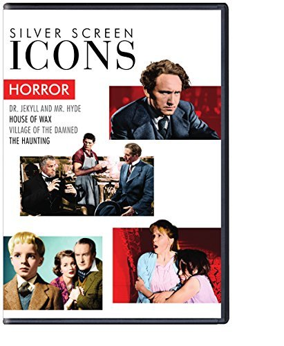 Silver Screen Icons Horror Silver Screen Icons Horror