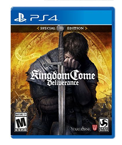 Ps4 Kingdom Come Deliverance (day 1 Edition)
